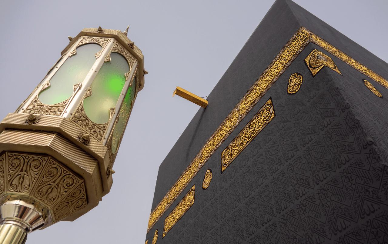 The Kaabah - Makkah